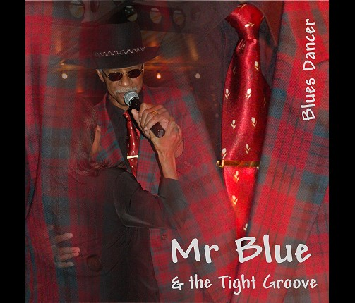 New CD - Blues Dancer